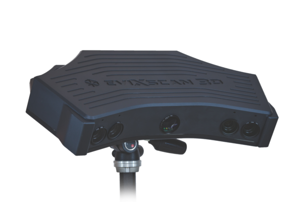 Escaner 3D 3D-Heavy-Duty-Quadro con cuatro camaras